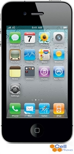 Cellphones. iPhone 4s 16gb Black