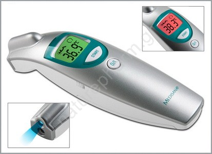 Θερμόμετρο Μετώπου Ψηφιακό FTN χωρίς επαφή | Δώρα | naturepharm.gr