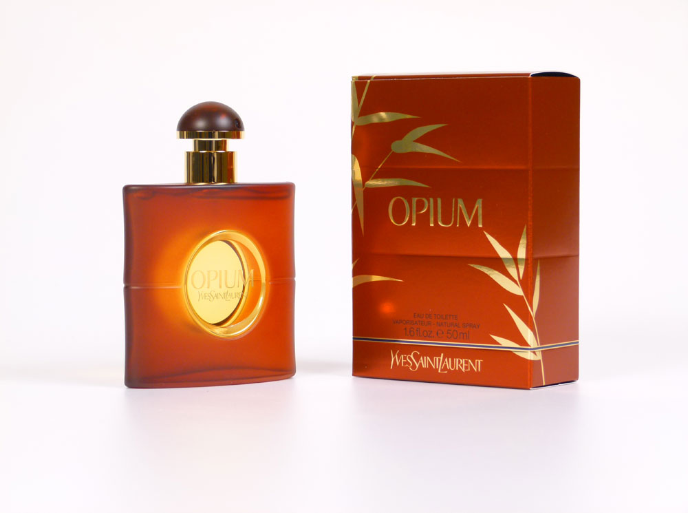 Yves Saint Laurent Opium Eau De Toilette Natural Spray | Yves Saint Laurent | Αρώματα | portarossa.gr