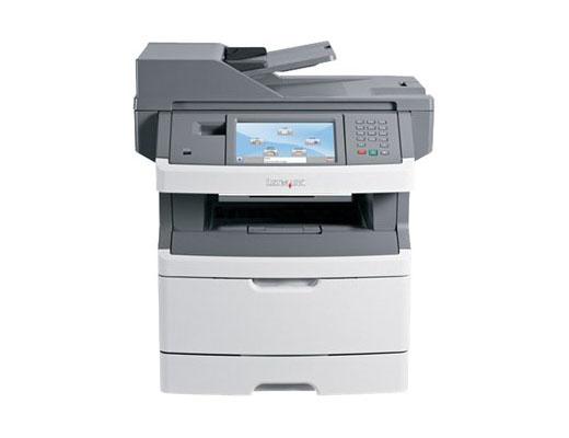Ψηφιακό Φωτοτυπικό-Πολυμηχάνημα LexMark X464DE με Δίκτυο, Fax, Αυτόματο Duplex και Τροφοδότη