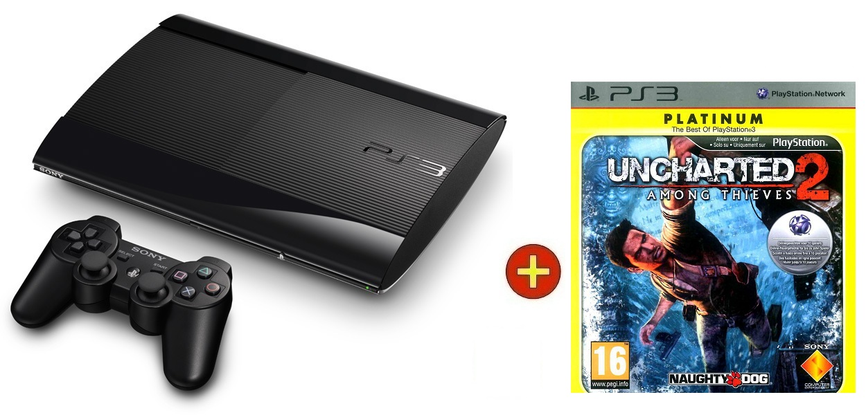 Sony Κονσόλα Sony Playstation 3 (PS3) Super Slim 1... - Easy Buy World